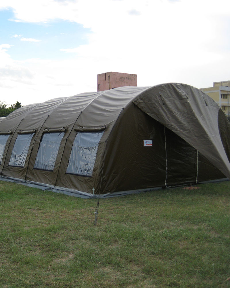 norelense quality tent